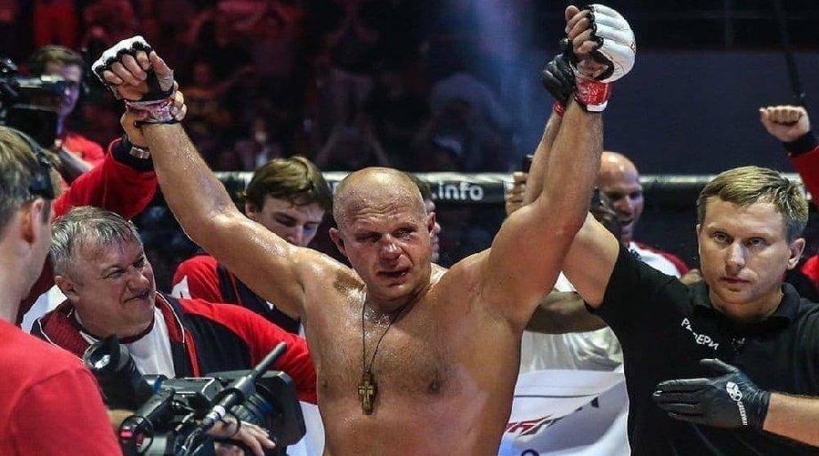 Емельяненко — о несостоявшейся карьере в UFC: Никто гарантий не дал - фото