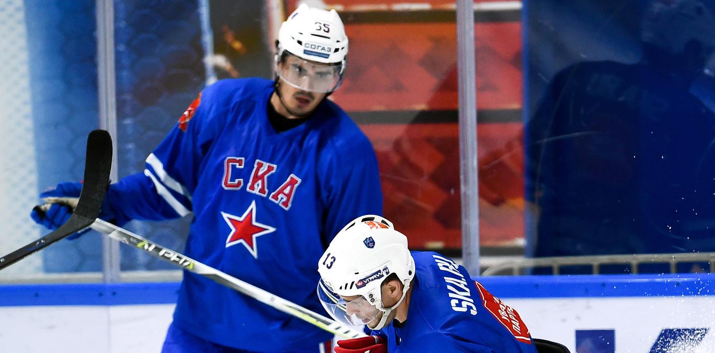 Дацюк тренировался с Якуповым - фото