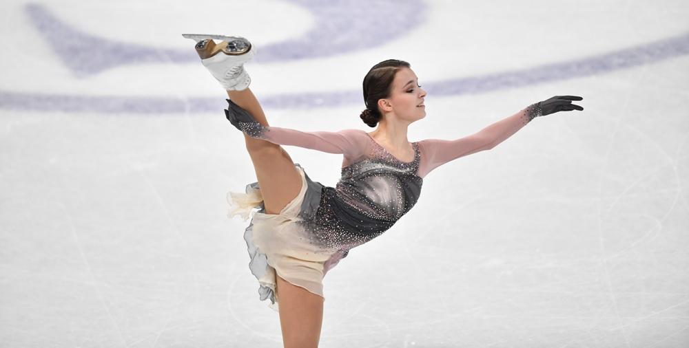 Щербакова приехала на командный чемпионат мира за достижением Медведевой - фото