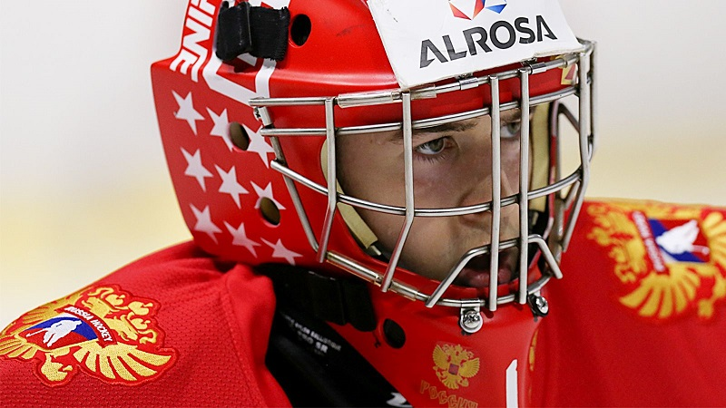 Аскаров установил российский рекорд для вратарей в истории драфтов НХЛ - фото