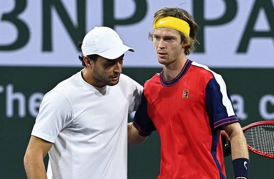 Рублев и Карацев пробились в финал «Мастерса» в Индиан-Уэллсе - фото