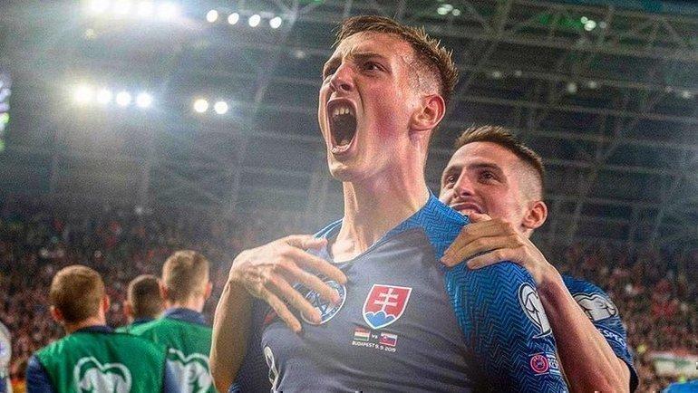 ЦСКА может купить словацкого форварда за 8 млн евро - фото