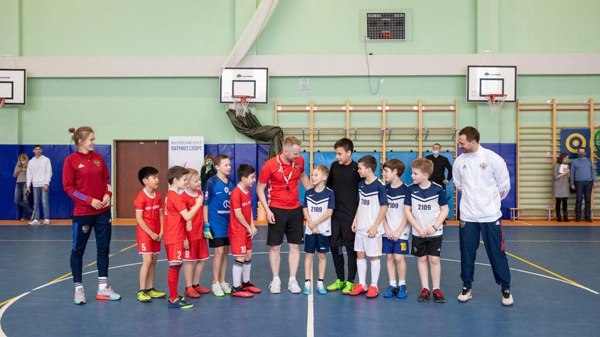 Стартовал второй этап Всероссийского фестиваля «Футбол в школе» - фото