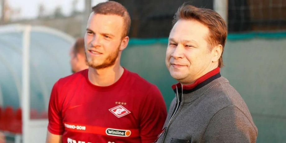 Федун запретил игрокам «Спартака» комментировать уход Попова - фото