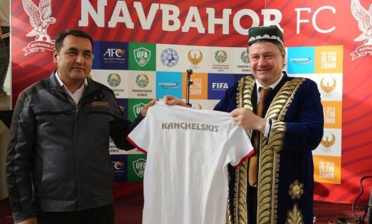 Экс-футболист «Манчестер Юнайтед» возглавил клуб из Узбекистана - фото