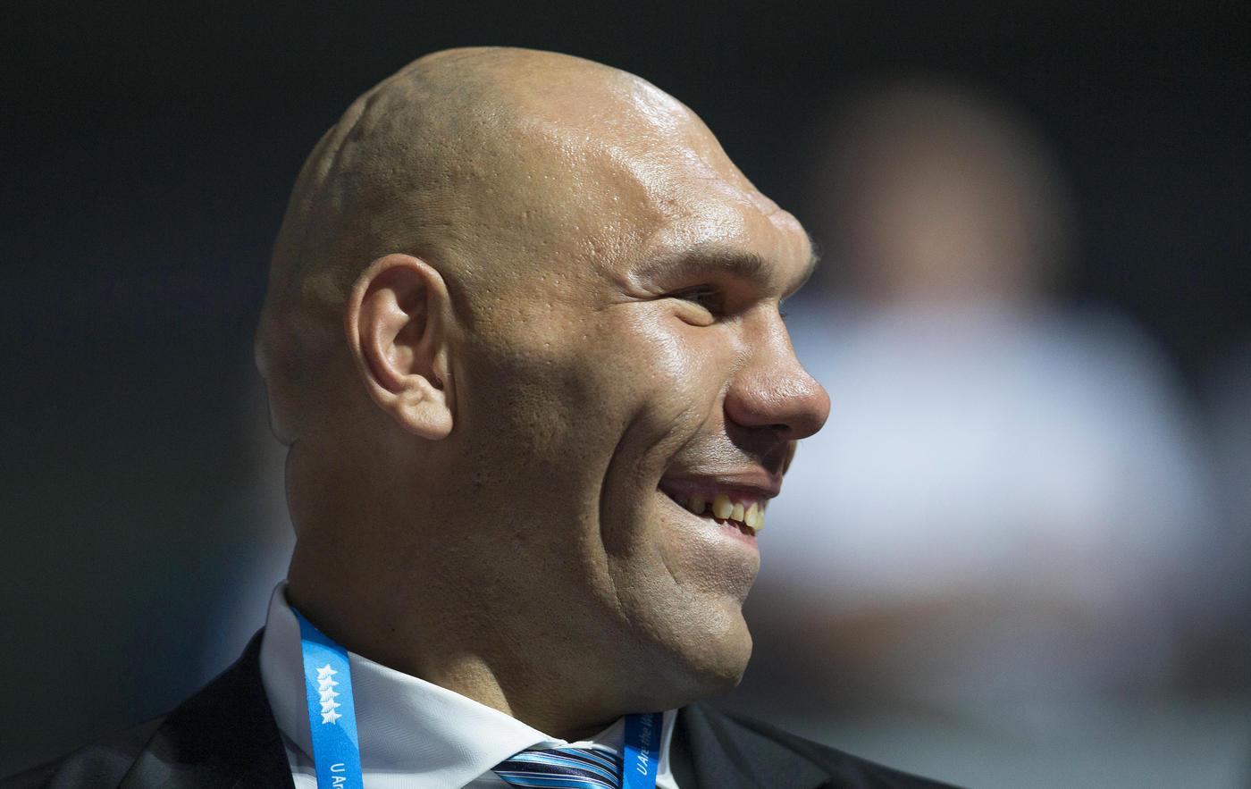 Валуев высказался по поводу запрета «Катюши» на Олимпиаде - фото