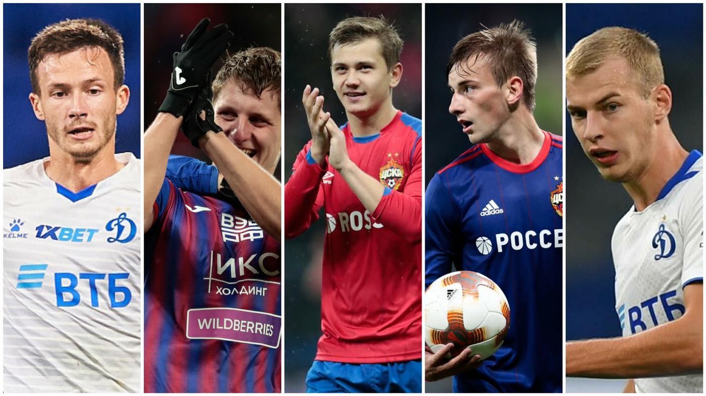 В сборной России пять новичков. Кто это такие - фото