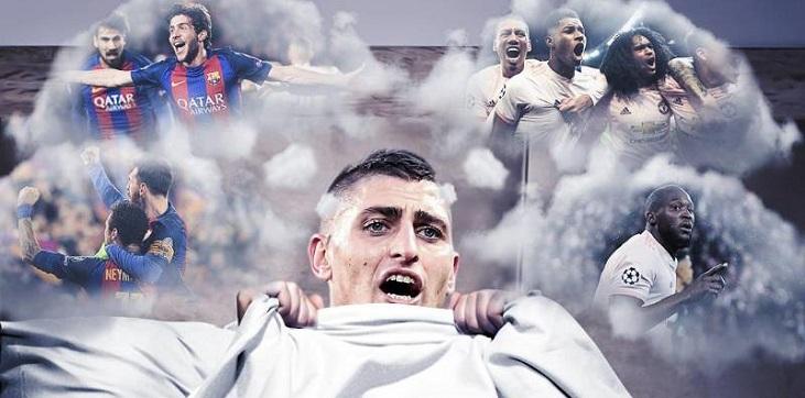 ПСЖ и «Рома» вылетели из Лиги чемпионов не только из-за VAR. Не пора ли отменить правило выездного гола? - фото