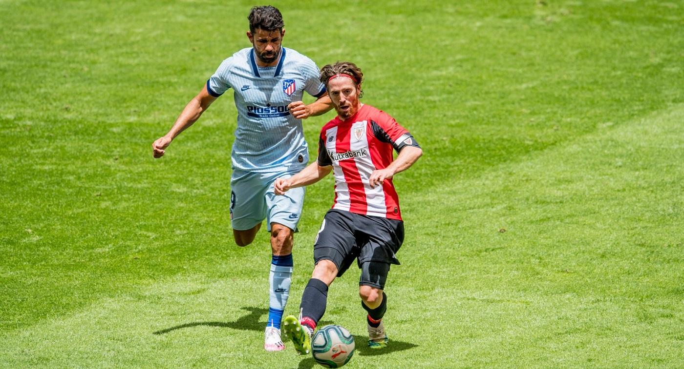 «Атлетик» и «Атлетико» сыграли вничью в 28 туре чемпионата Испании - фото