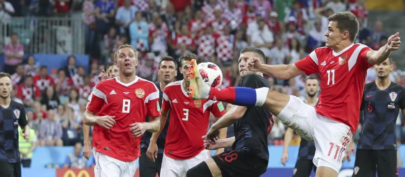 Матч отборочного тура на ЧМ между Россией и Хорватией могут перенести из «Лужников» - фото
