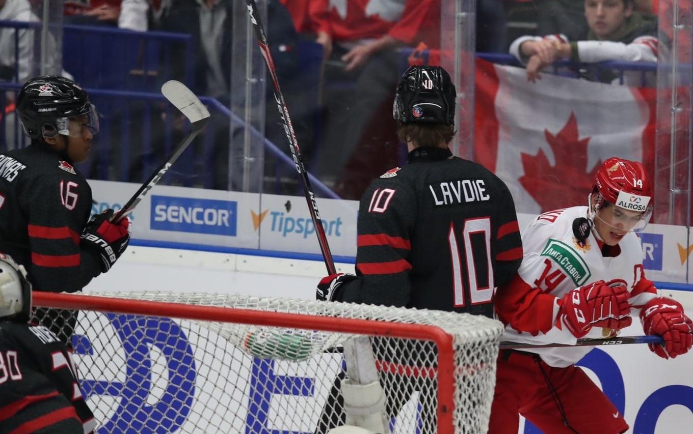 Россия отдала Канаде победу в финале МЧМ - фото