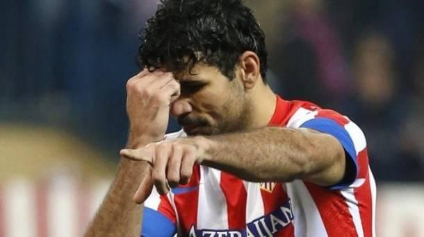 Диего Коста: «Атлетико» — это мой дом, и теперь я здесь - фото