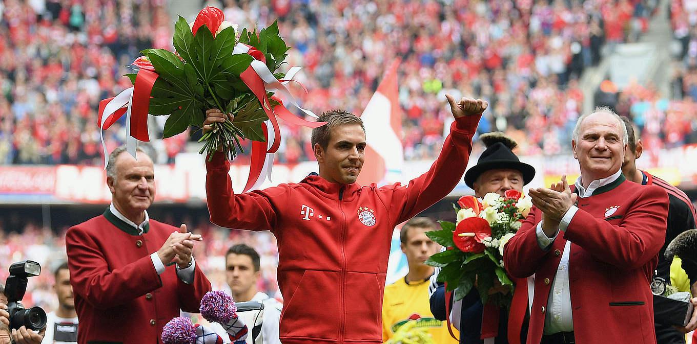Филипп Лам признан футболистом года - фото