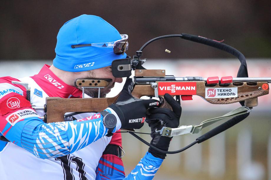 Сборная России осталась без медалей в мужской эстафете на ЧМ - фото