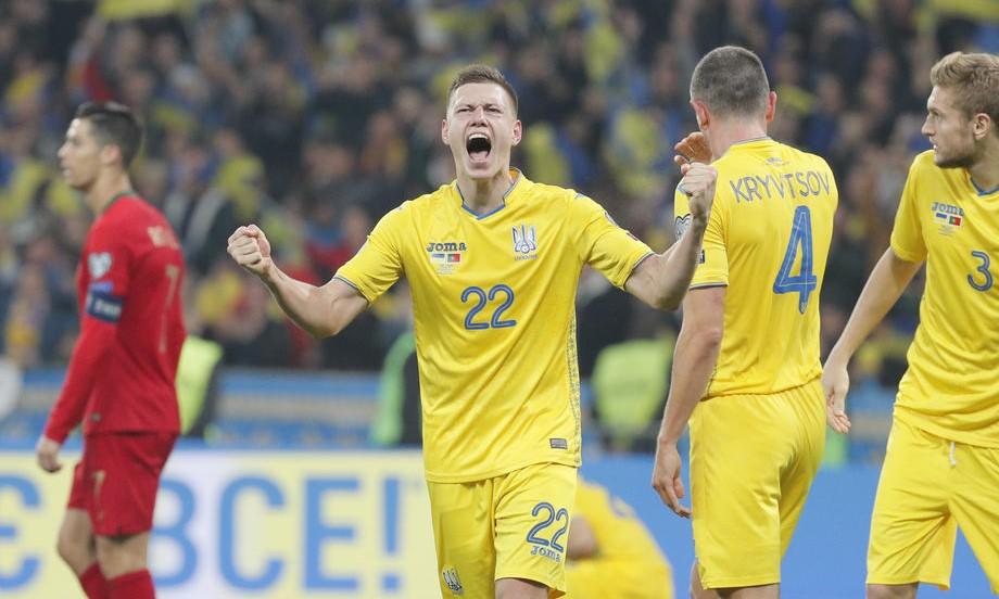 Украина – пятый участник финальной стадии Евро-2020. Команду Шевченко не сломало жестокое судейское решение - фото
