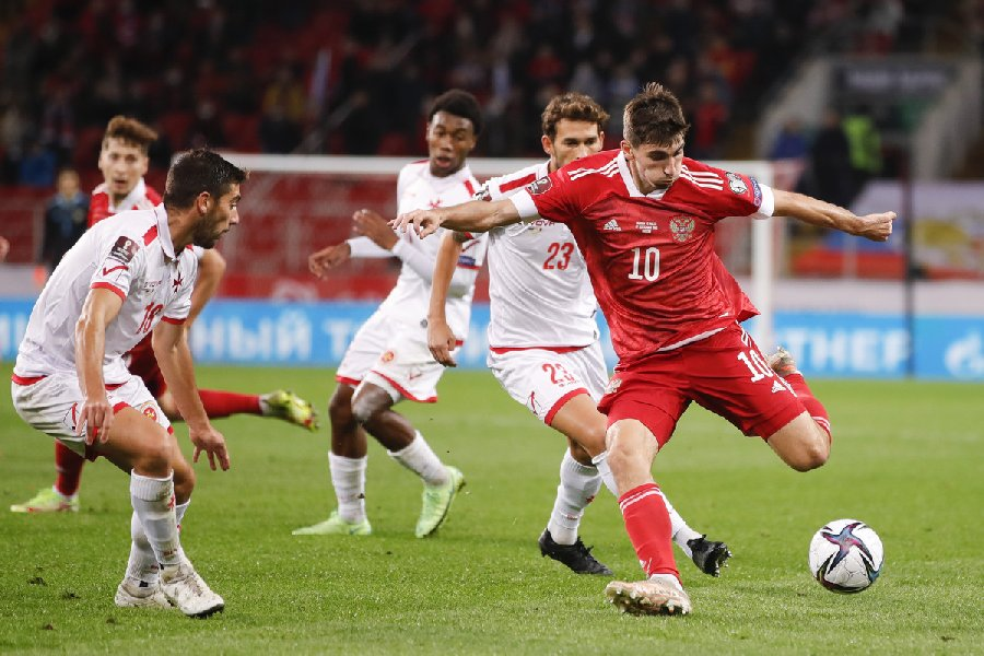 Геркус оценил игру сборной России против Мальты - фото