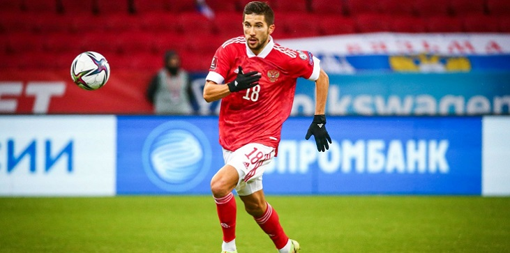 Сутормин стал капитаном во втором матче за сборную России  - фото