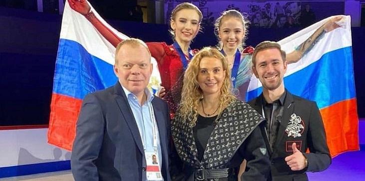 Тутберидзе нашла замену Медведевой - фото
