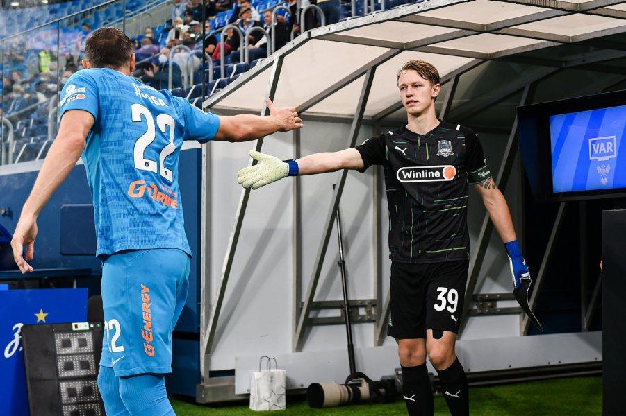 Трансферы «Зенита»: почему лучший вратарь страны не играет за «Краснодар» и сборную России  - фото