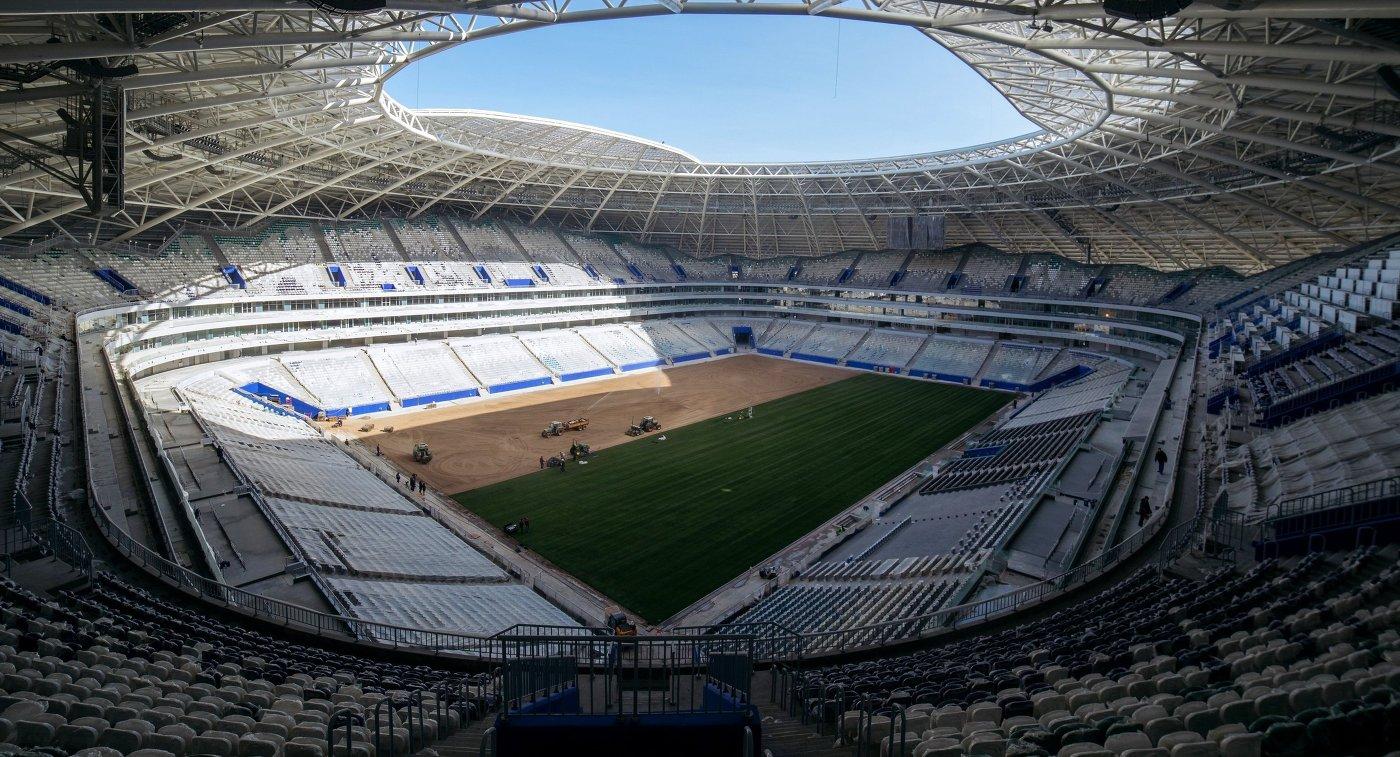Виталий Мутко: «Самара-Арена» — один из трех лучших стадионов страны - фото