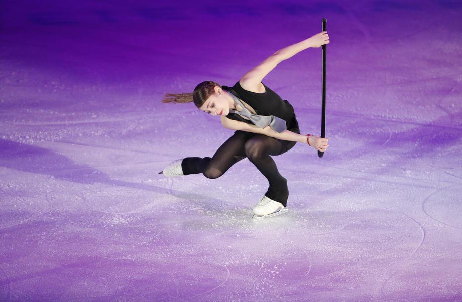 Алена Косторная призналась, что ей придется заново учиться фигурному катанию - фото