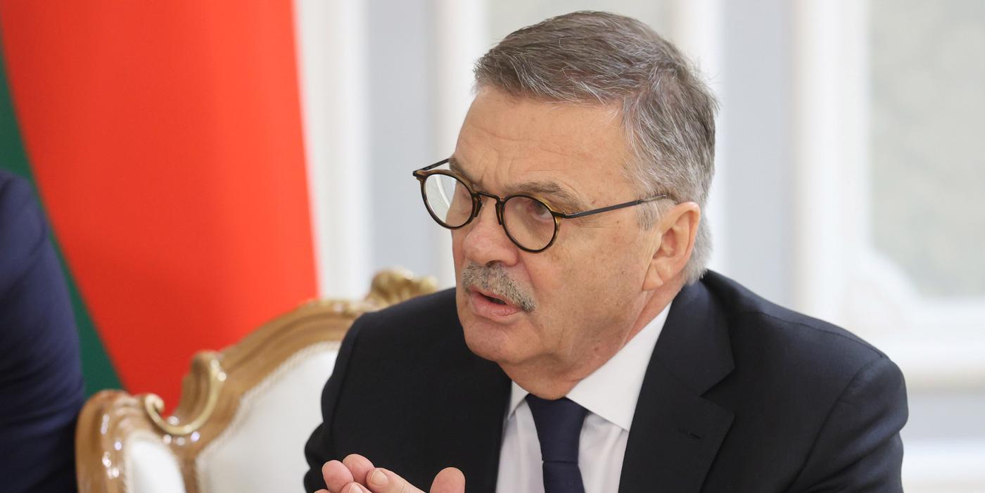 Президент IIHF объяснил отмену чемпионата мира в Минске - фото