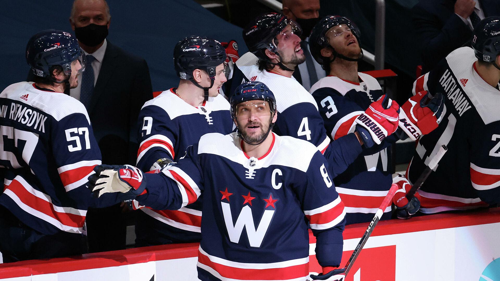 Панарин во второй раз в сезоне уделал Овечкина. «Вашингтон» перестает быть российской командой - фото