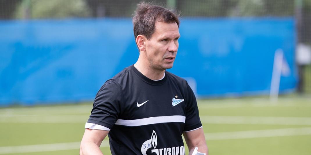 Зырянов отказался возглавить «Зенит» - фото