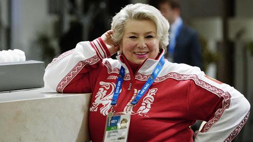 Тарасова: Я не могу сказать как нахалка, что я привыкла к русским пьедесталам, но для меня это была не новость - фото