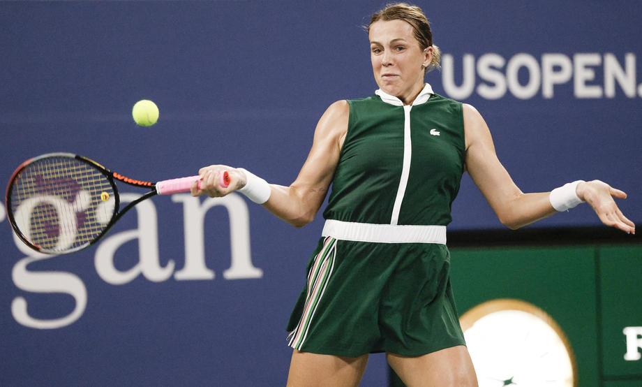 Павлюченкова прошла во второй раунд US Open - фото