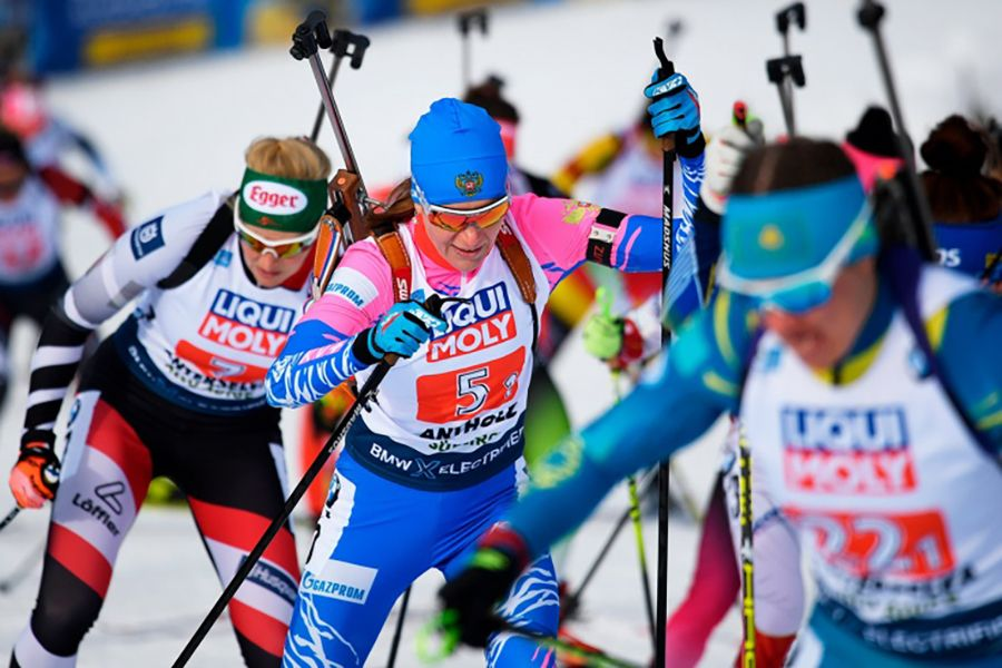 Чемпионка мира Юрлова может выступить на Олимпиаде в Пекине - фото