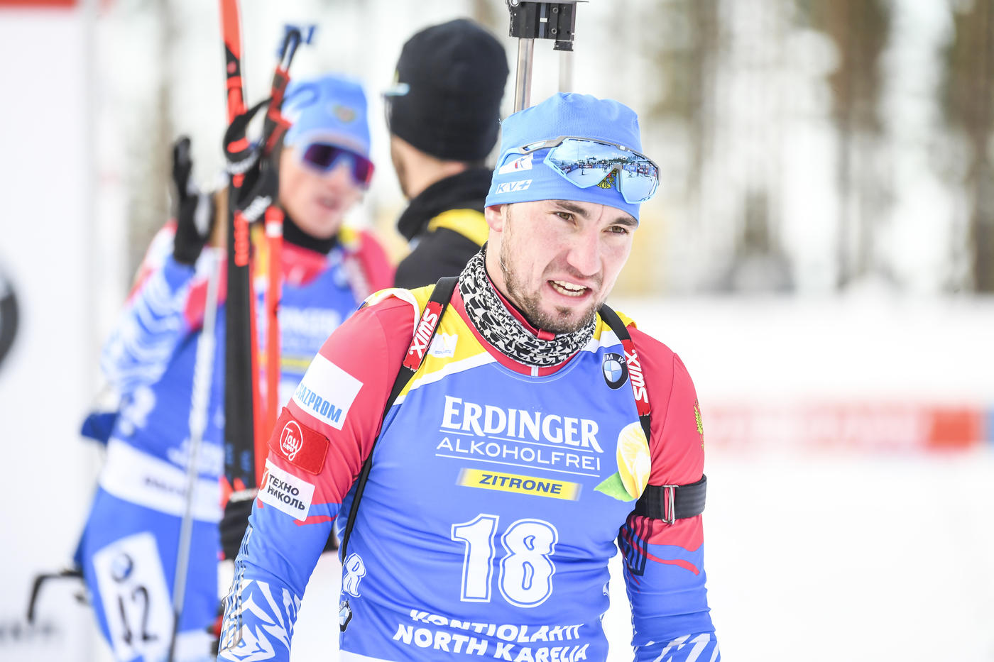 Назван новый тренер чемпиона мира Александра Логинова - фото