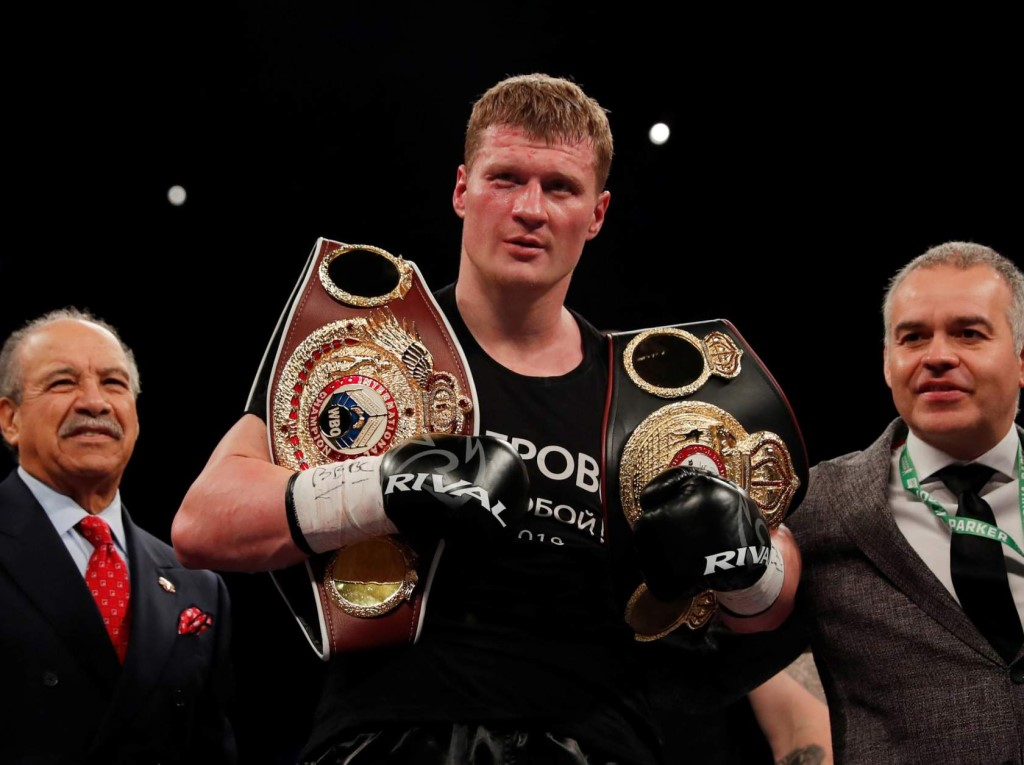 Александр Поветкин проиграл титул чемпиона мира за 7 миллионов долларов - фото