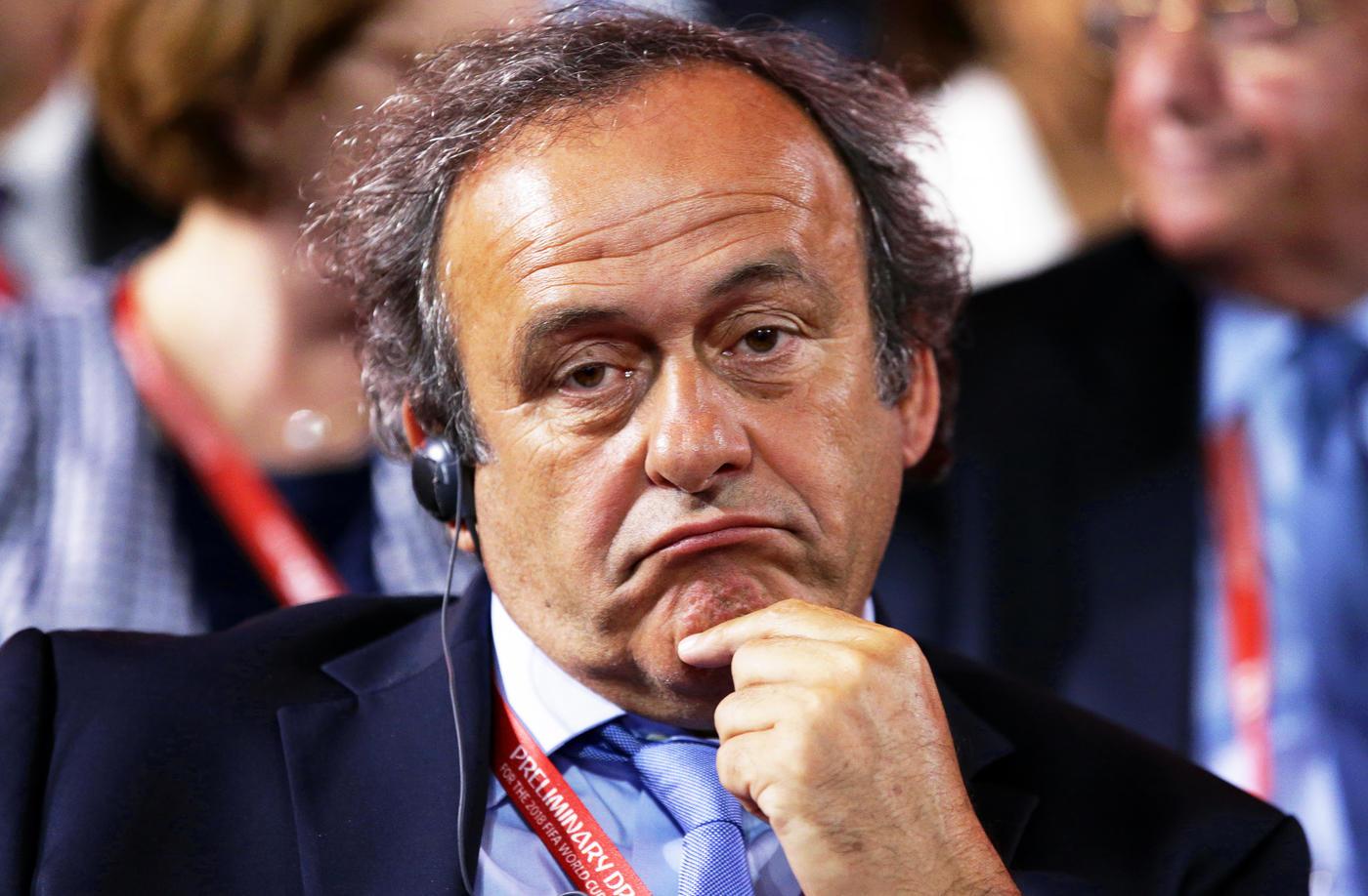 Мишель Платини, вы арестованы. Отдайте ЧМ-2022 и картину Пикассо - фото