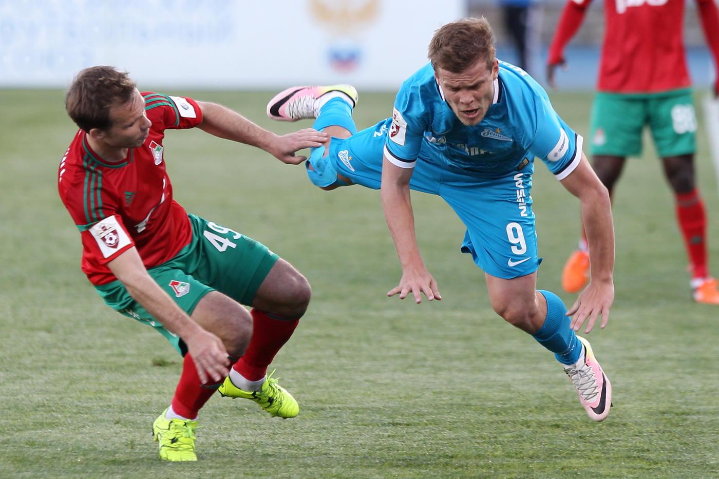 «Зенит» имел преимущество, но «Локомотив» был к победе ближе - фото