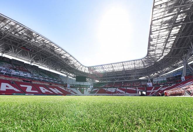 Отборочный матч чемпионата мира Россия-Словакия могут посетить 13,5 тысяч зрителей - фото
