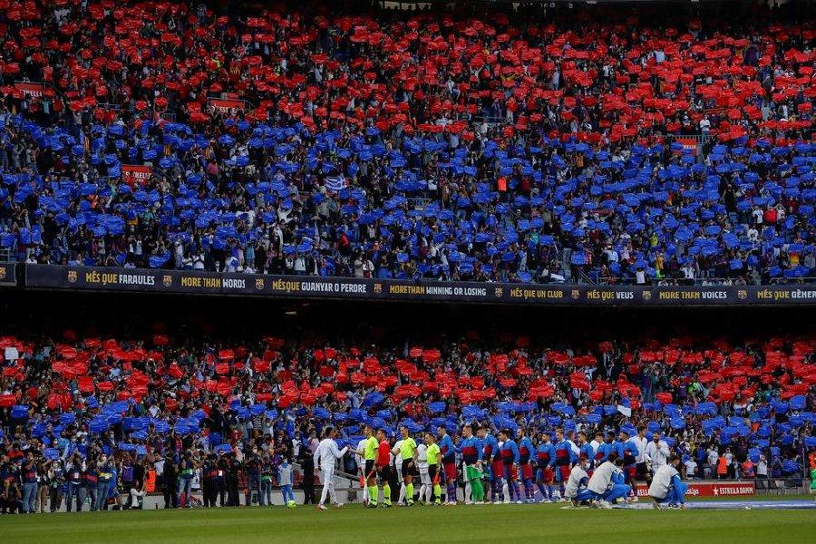 Матч «Барселона» – «Реал» обновил рекорд эпохи коронавируса - фото