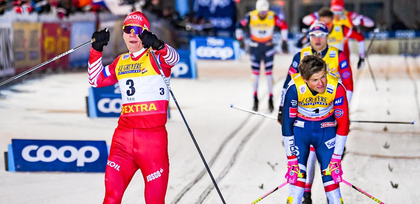 «Не нужно слушать норвежцев». Олимпийский чемпион дал совет Большунову, который поможет ему выиграть Кубок мира в следующем году - фото