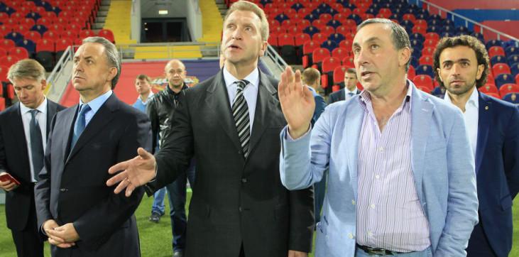 Гинер в ЦСКА стал заместителем. В клуб пришли слишком серьезные люди - фото