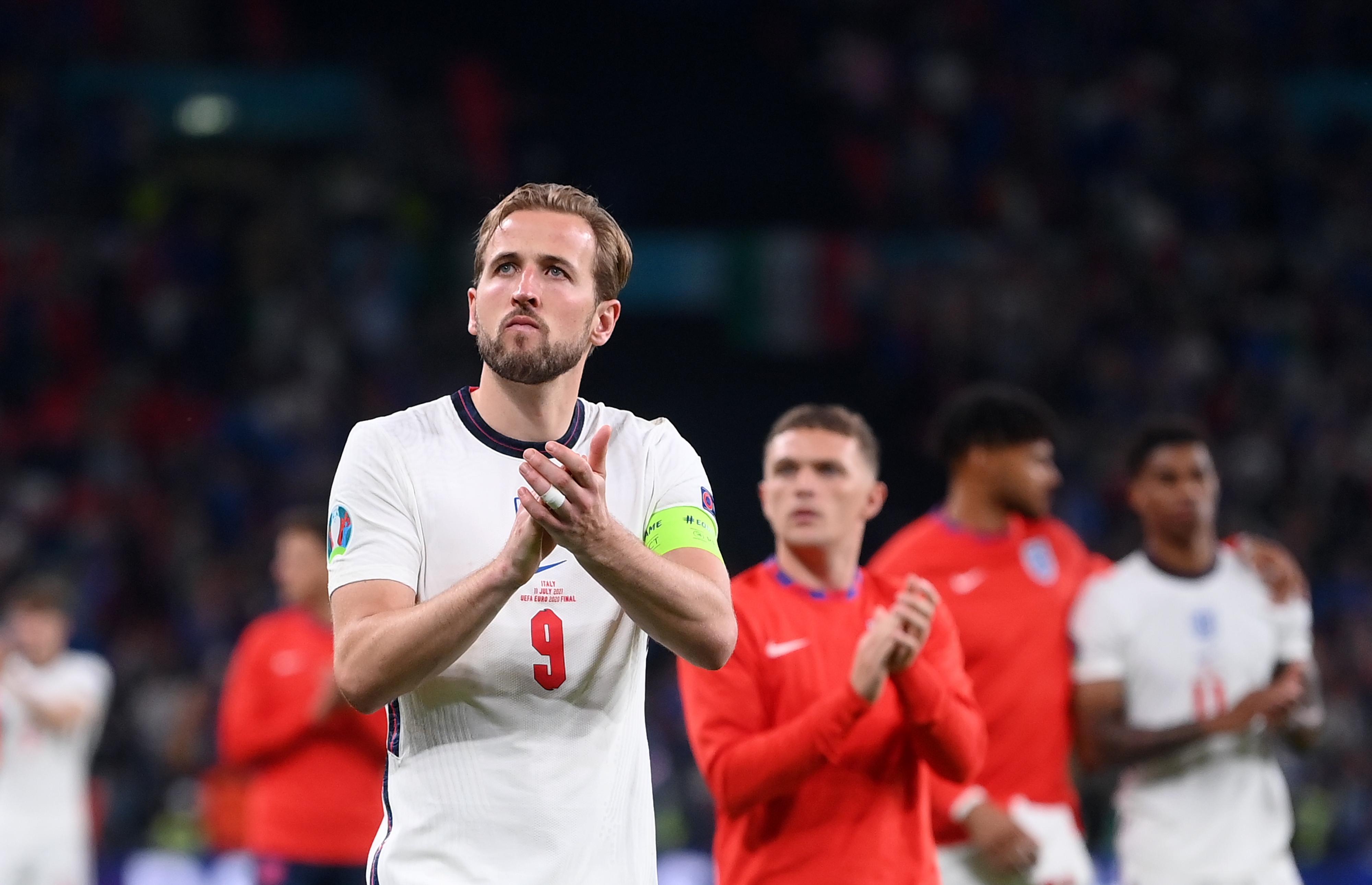 Кейн раскритиковал фанатов сборной Англии - фото
