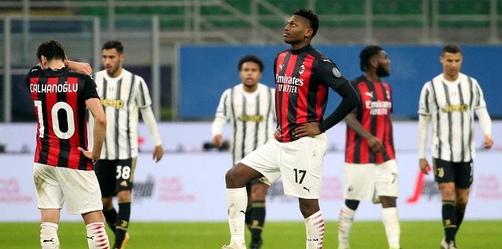 Почему «Милан» может не переживать за поражение «Ювентусу» - фото