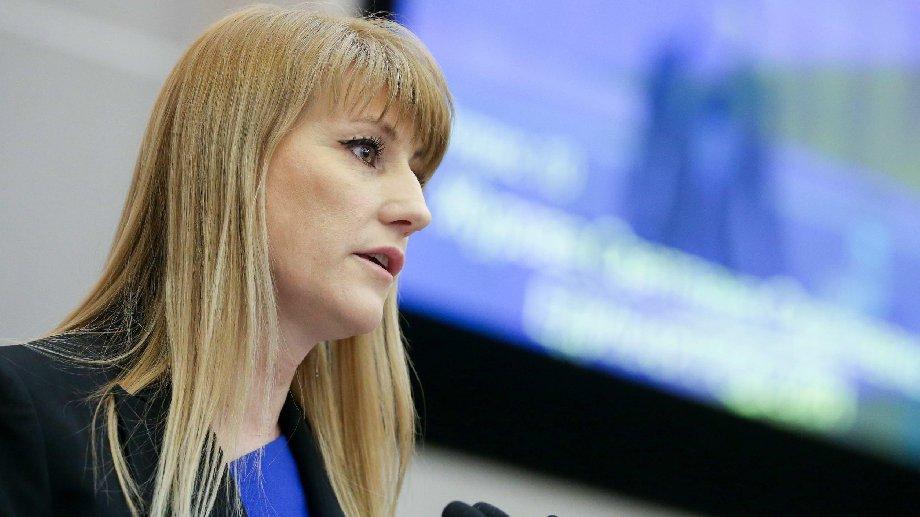Светлана Журова: В спорте больше нагрузки, но в политике намного сложнее - фото