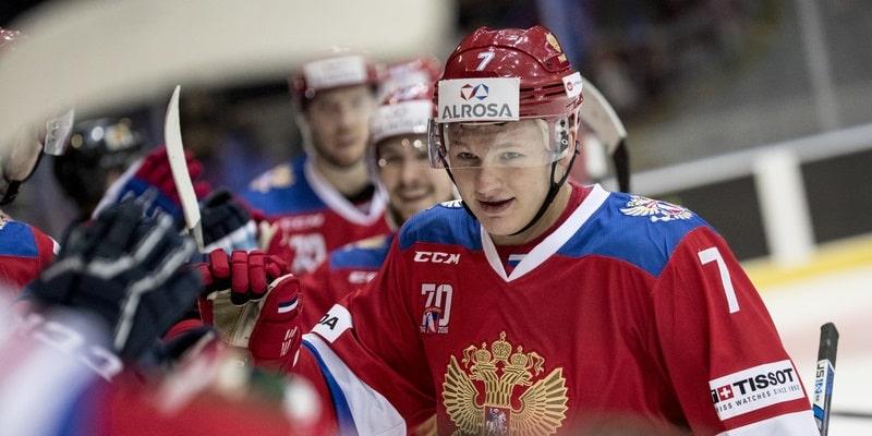 Журналист The Athletic Руссо: «Капризов хочет играть в НХЛ» - фото