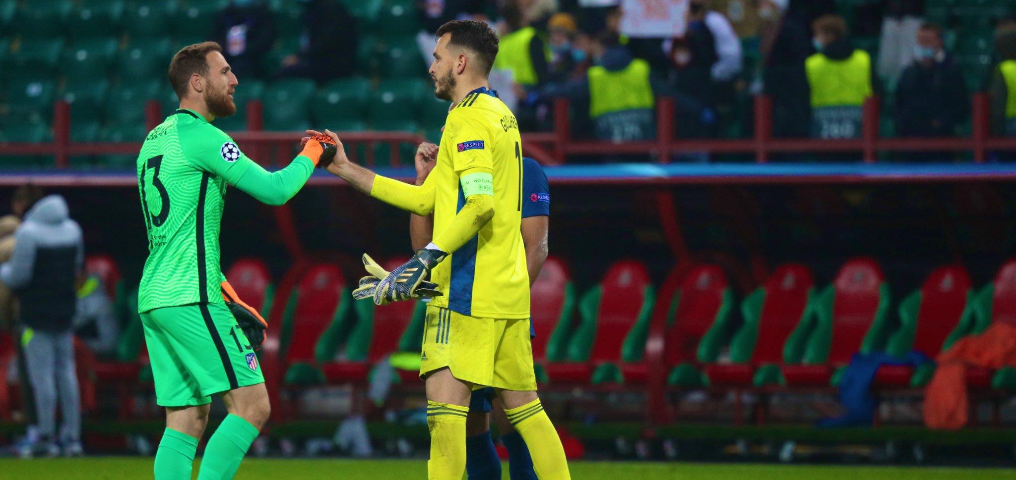 «Локомотив» не проиграл «Атлетико», нападающий из «Сьона» приехал в ЦСКА - фото