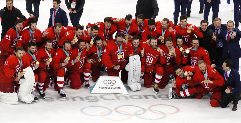 Состав сборной России на Олимпиаду-2022 - фото