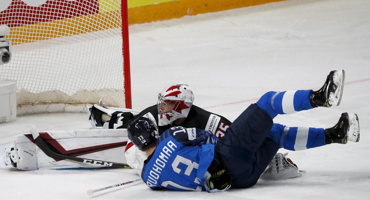 Сборная Канады выиграла чемпионат мира-2021 - фото