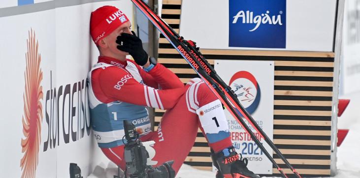 Вяльбе – о слезах Большунова после марафона на ЧМ: Это была горечь от подлости! - фото