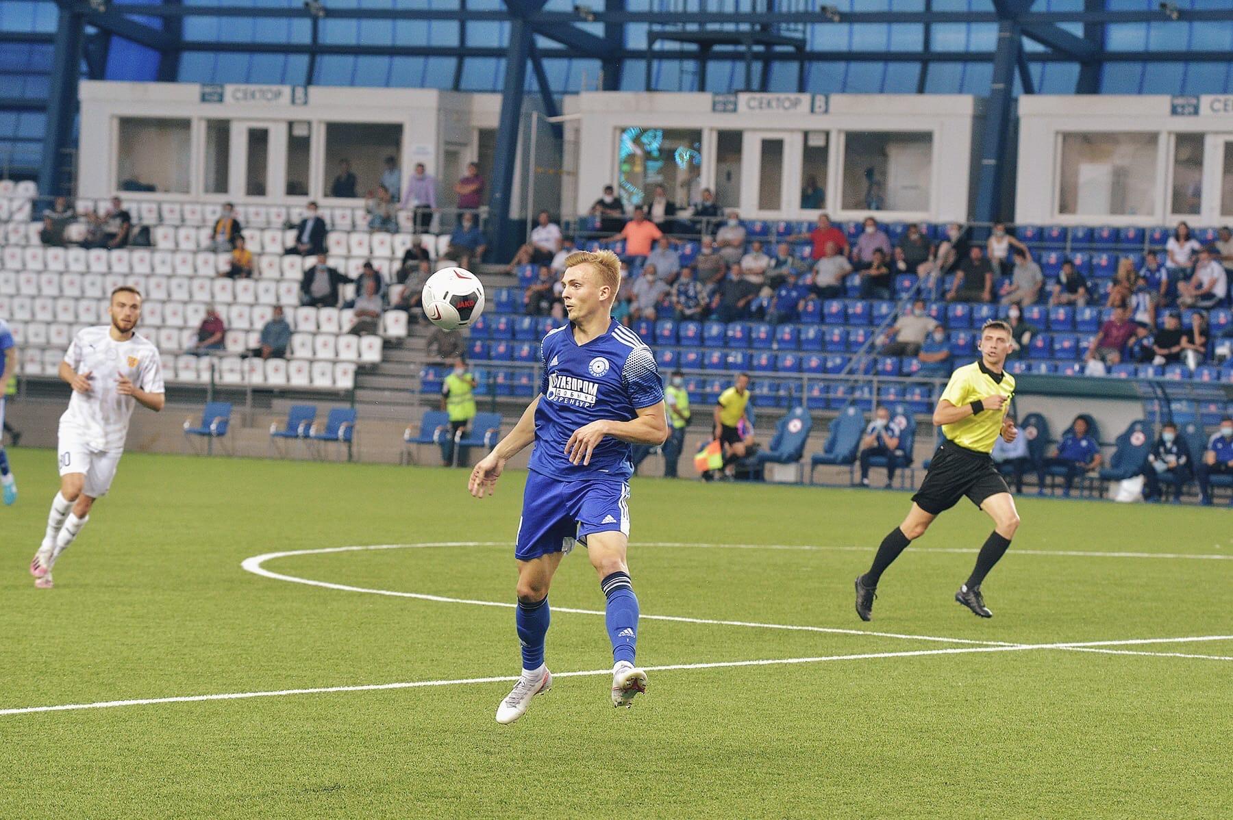 Началась реконструкция стадиона «Газовик» в Оренбурге - фото