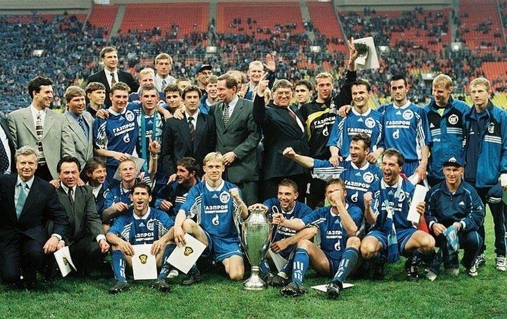 «Зенит» не пригласил Панова на 20-летие со дня завоевания Кубка России-1999 - фото