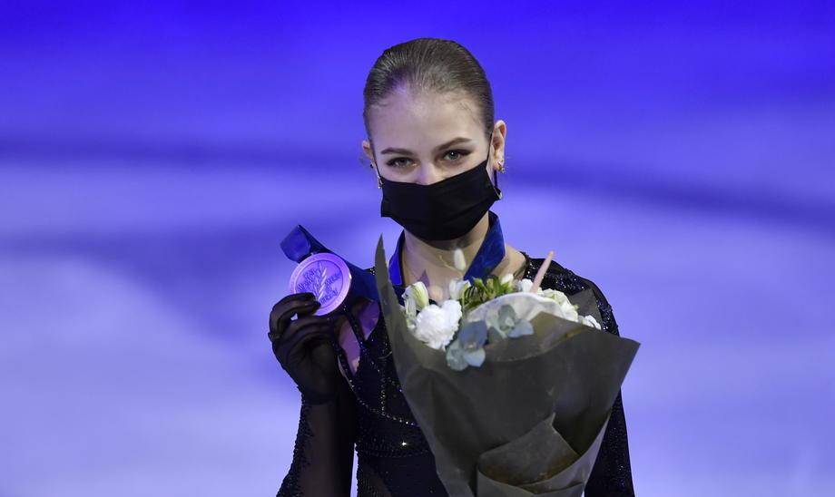 Рафаэль Арутюнян будет участвовать в подготовке Александры Трусовой - фото